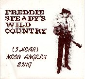 Freddie Steady's Wild Country, vinyl 45
