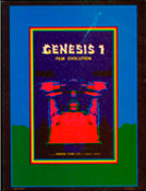 Genesis 1 Film Evolution poster