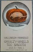 Greezy Wheels * Halloween * AWHQ 1975 * Franklin