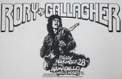 Rory Gallagher 1975 - Armadillo WHQ