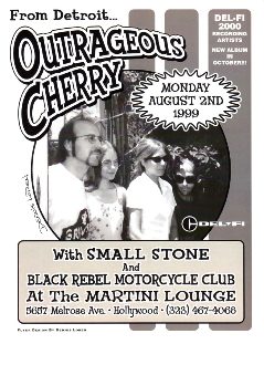 Outrageous Cherry 1999