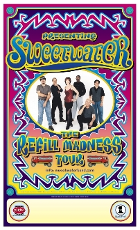 Sweetwater - Refill Madness Tour 1999