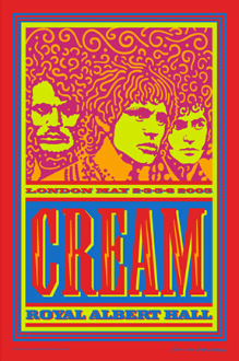* Blue Moon Special #002 * Cream * Royal Albert Hall 2005