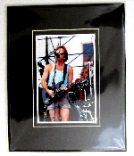 Grateful Dead * Bob Weir 1995 Vegas * matted photo