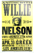 Willie Nelson - 1017 - Greek Theatre / LA CA - April 30th, 2005