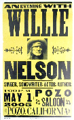 Willie Nelson - 1018 - Pozo Saloon - Pozo CA - May 1st, 2005