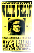 Willie Nelson - 1020 - Dixon Fairgrounds CA - May 5th, 2005