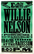 Willie Nelson - 1001 - Jacksonville FL - Feb 4th 2005