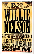 Willie Nelson - 1003 - Orlando Fl - Feb 6th 2005