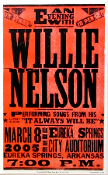 Willie Nelson - 1007 - Eureka Springs AR - March 8th 2005