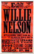 Willie Nelson - 1006 - Biloxi MS - March 5-6 2005