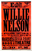 Willie Nelson - 1011 - Lake Charles LA - March 13th 2005