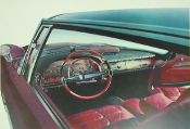 Harold Cleworth - 1959 Chrysler Imperial - S/N Vintage Litho