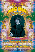 Lonnie Turner Memorial Concert Poster * GAMH/SF * Aug 10th 2013