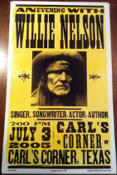 Willie Nelson - 1029 - Carl's Corner - 7-3-2005