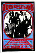 (60) Jefferson Airplane * Steve Miller * 1967 UCD Art Print