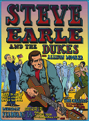 Steve Earl and The Dukes Catalyst Santa Cruz 2005 Spain