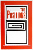 The Positions Tour blank 2003,Hatch Show Print