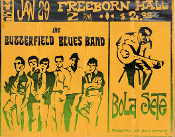 (13) Paul Butterfield / Bola Sete UC Davis Thomas Morris