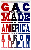 Aaron Tippin Made In America Hatch Show Print