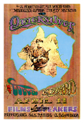 (05)Quicksilver / Hot Tuna * Pepperland 1969 * s/n/e Art Print