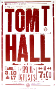 Tom T Hall Artist In Residence Country Hall Of Fame 2005 Hatch