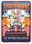 Dirtbombs - Bowery Ballroom 2004 - Gary Grimshaw signed