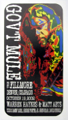 Govt Mule Fillmore Denver 2002
