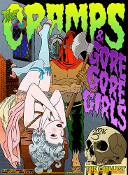 Cramps Gore Gore Girls Catalyst Santa Cruz 2004 Chuck Sperry