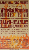 Ralph Stanley White Oak Mt Bluegrass Festival 2005 Hatch