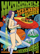 Mudhoney Melvins Music Box LA 2007 S/N Chuck Sperry