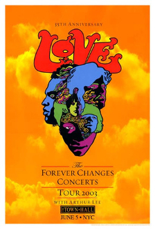 Love with Aurthur Lee NYC 2003 Dave Chappell