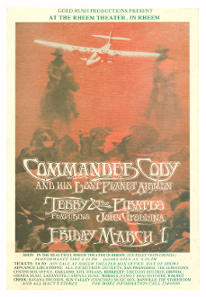 (11) Commander Cody at The Rheem Theater By Thomas Morris
