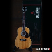 "10"" Acoustic by Axe Heaven. Cardboard case and std"