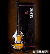 Paul McCartney Violin Bass - C-Case and stand