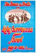 - Lake Berryessa Bowl summer 1968 opening digital poster print