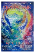 Walnut Creek Crystal Fair 2013 April 20-21