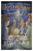 Walnut Creek Crystal Fair 2014 Oct 10-11