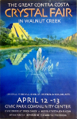 Walnut Creek Crystal Fair 2014 April 12-13