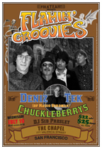 Flamin' Groovies - The Chapel / SF - 7/10/2013