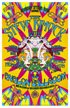 Steve Kimock Avalon SF 2003 poster/handbill set signed
