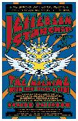 Jefferson Starship - Avalon 2003 - screenprint