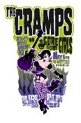 Cramps Gore Gore Girls 40 Watt Club 2003 DCS  AOMR 312.1