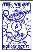 Runaways/Ratz * Whisky 1975 * Lockhart-Mertz *